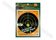 "Orange Peel Caldwell bullseye targets 8"""
