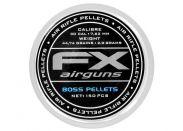 Airgun Pellets FX 7.62 mm 44.74 grain