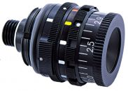 Iris disc AHG 9781-S Black