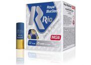 Shotgun Ammo Rio Royal BlueSteel Magnum cal. 12 36 grams