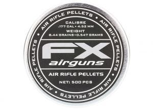 Airgun Pellets FX 4.52 mm 8.4 grain