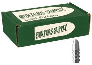 Luchtdrukkogeltjes Hunters Supply 6.35 mm FP 105 grain (.257)