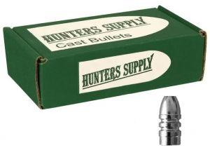 Luchtdrukkogeltjes Hunters Supply 6.35 mm FP 71 grain (.257)