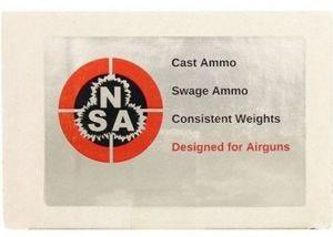Slugs Nielsen 6.35 mm HPFB 34.9 grain (.250)