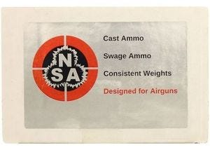 Slugs Nielsen 9 mm HPFB 93 grain (.357)