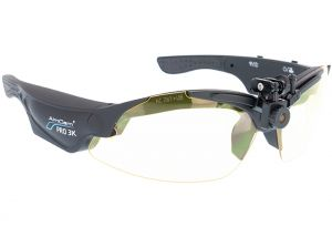 Camera Goggles AimCam Pro 3K Fully Loaded