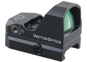 Red Dot Vector Optics Frenzy Gen II TEK
