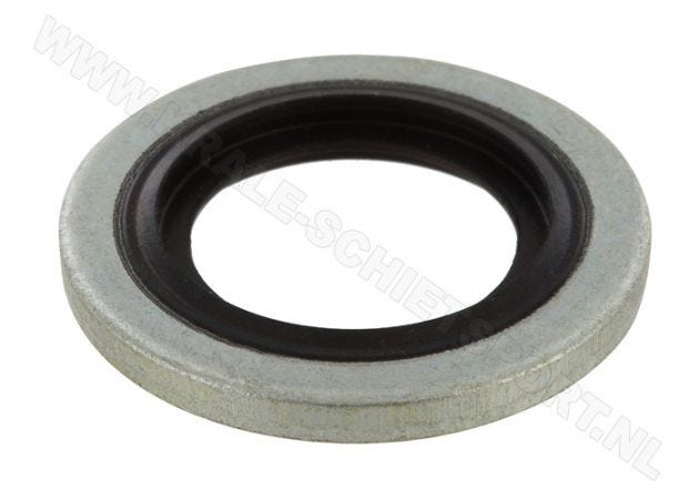Bonded Seal Washer BF 1/4 BSP