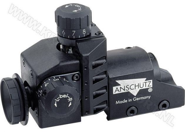 Rear sight Anschutz 7002