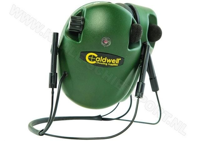 Hearing Protector Caldwell E-Max Low Profile Behind Neck