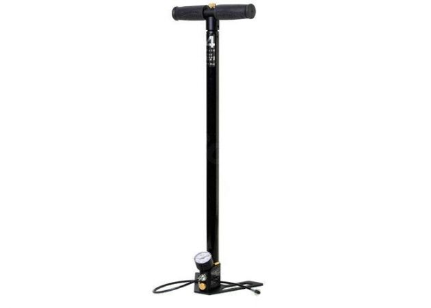 Hand Pump FX 4 Stage Turbo with hose