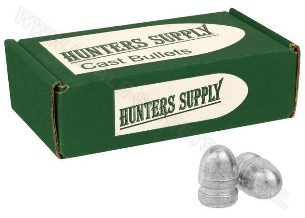 Airgun Pellets Hunters Supply .45 RN 232 grain