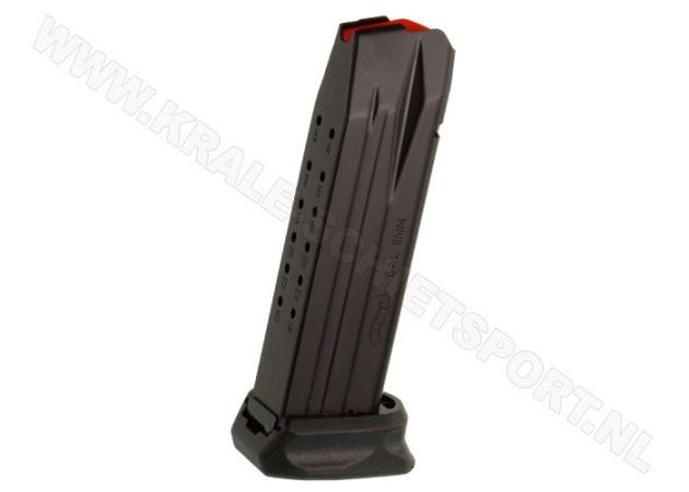Magazine Walther PPQ M2 9 mm 15+2 rounds