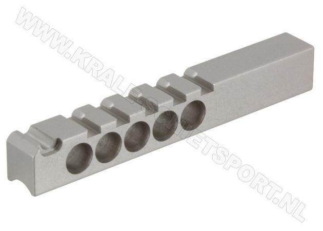 Magazine Steyr LP50 4.5 mm 5 rounds