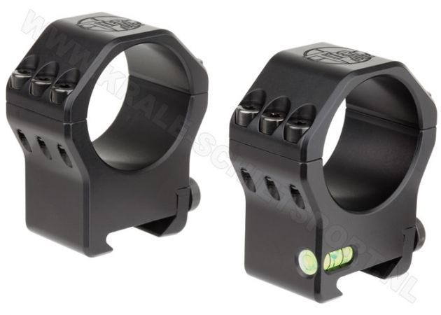 Mount Tier-One TAC 34 mm High Picatinny