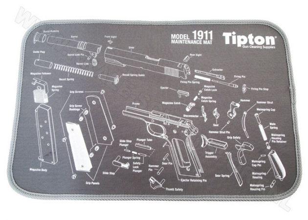 Maintenance Mat M1911