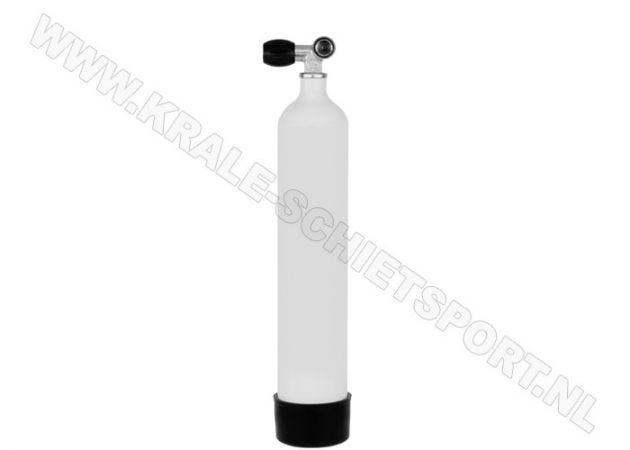 Charging cylinder Krale 3 liter 300 bar with standard valve