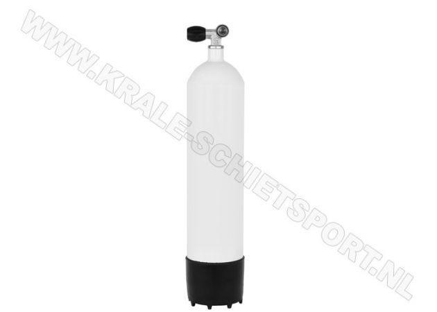 Charging cylinder Krale 7 liter 300 bar with standard valve