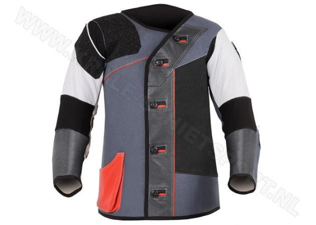 Shooting Jacket AHG 164 Match