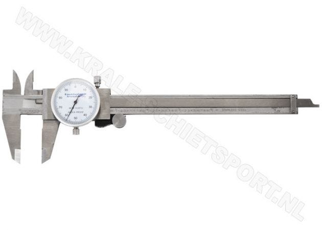 Caliper Frankford Arsenal Stainless Steel Dial