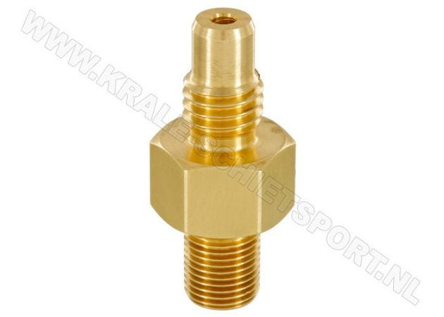 Fill Adaptor BF for Walther/Hammerli 1/8 BSP