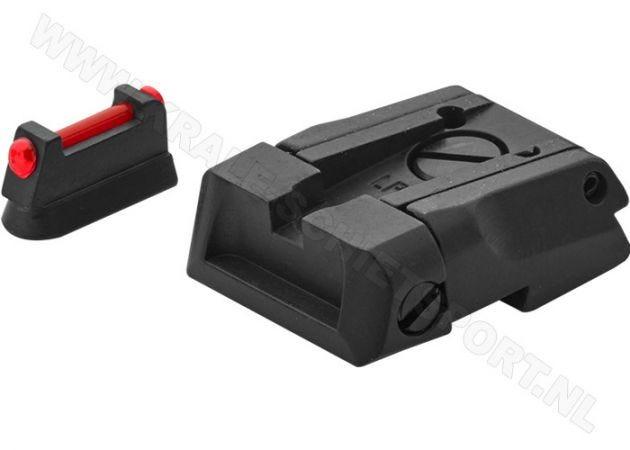 Adjustable Carry Sight Set LPA SPS Sport