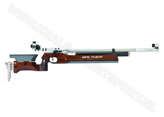 Walther LG400 Wood Benchrest