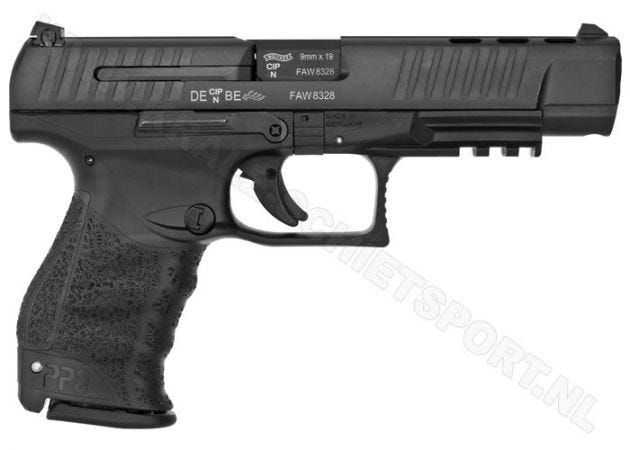 """Walther PPQ M2 5"""""""