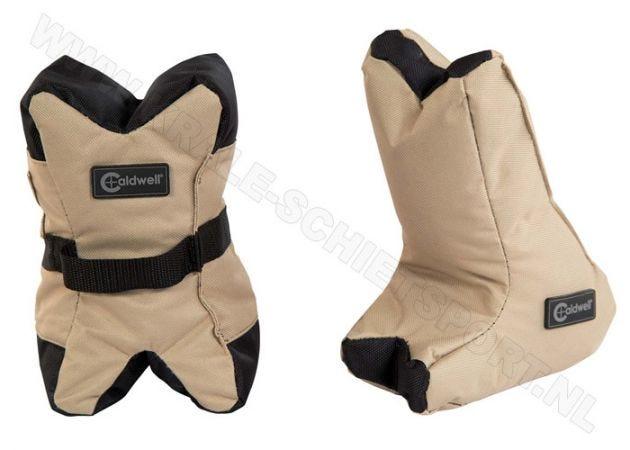 Shooting bag combo Caldwell AR Deadshot Tactical filled